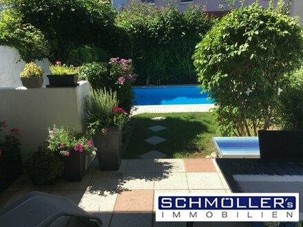 Attraktives Reihenhaus mit Pool und viel Platz in Gunskirchen