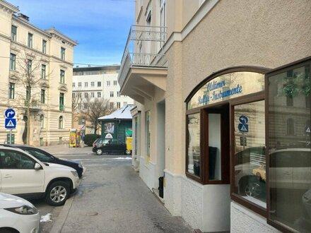 Geschäftslokal nächst Grünmarkt - Andräviertel