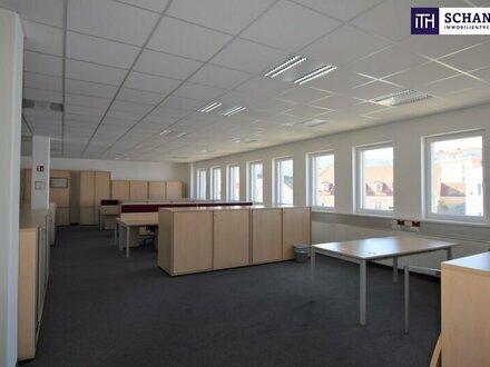ITH: Ihr neues Büro inmitten Leoben; Frequenzlage, Parkplätze, tolle Verkehrsanbindung!