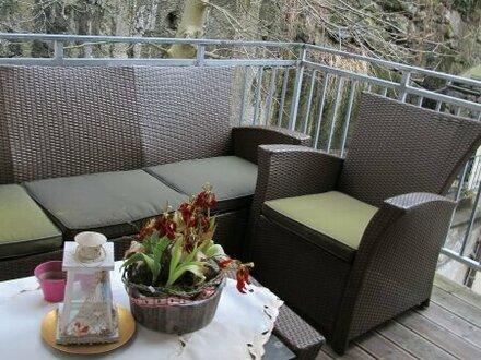 Best City: Altstadtwohnung mit Balkon in der Linzergasse - eine echte Seltenheit, da 2 oder 3 Zimmer möglich sind.....ab 01.04...Der Sommer kann kommen