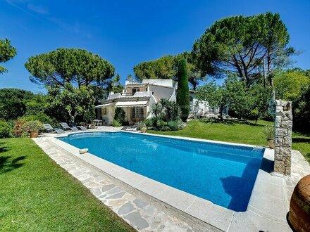 """Provencalische Villa mit charismatischem Charme * * leistbarer """"Luxus"""" an der Cote d'Azur"""