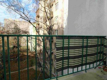 U-Bahnnahe Balkonwohnung!