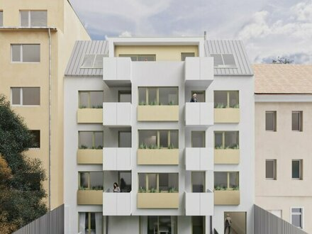 ++NEU++ Perfekt für Anleger: 2-Zimmer NEUBAU-ERSTBEZUG mit Balkon in toller Lage!