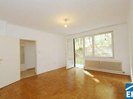Gut aufgeteilte 2-Zimmerwohnung in Bestlage von Hietzing - sanierungsbedürftig