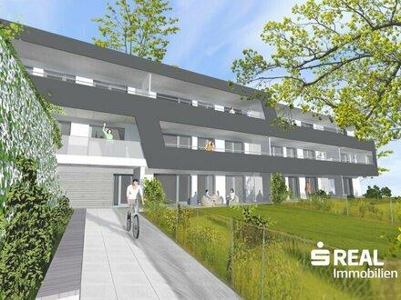 Wohnen am Linzerberg Engerwitzdorf / Gallneukirchen - Hochwertige Neubauwohnung in ruhiger Siedlungslage