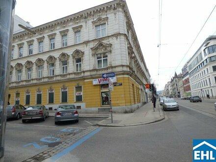 Geschäftslfäche in Wien Ottakring