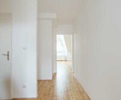 schöne 2-Zimmer Dachgeschoss Wohnung mit Terrasse im 3. Bezirk