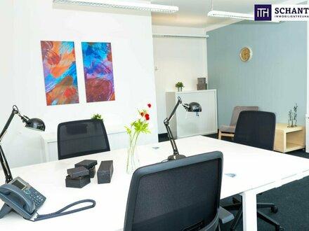 SERVICIERTES BÜRO MIT TOP AUSSICHT IN 8020 GRAZ! Größen von 9m² - 300m² Verfügbar + Voll Möbliert + Moderne Ausstattung!