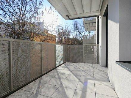 EUM - Neubau mit Garage und Terrasse! Ostseitige 2-Zimmer-Wohnung im 3. Liftstock