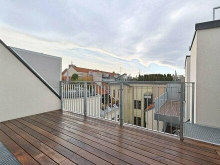 ERSTBEZUG: sonnige Terrassenwohnung in TOP-Lage!