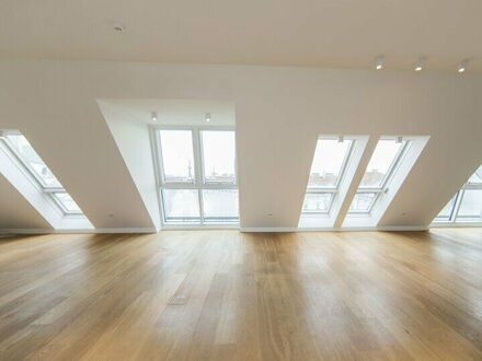 TOP MODERNE 4- Zimmer DG-Wohnung inklusive Terrasse mit Blick auf die Volksoper in 1090 Wien zu vermieten!