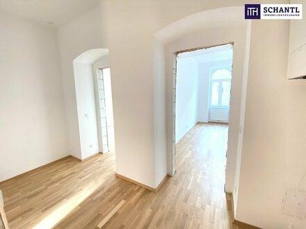 Ihre neue stilvoll sanierte Wohnung mit 2,5 Zimmer im Erstbezug! Kurzzeitvermietung erlaubt!