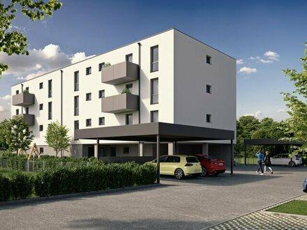 Naturell & Hell - Top C7 (derzeit reserviert) - Geförderte Wohnung in Langenstein!