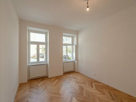 ++NEU++ 3-Zimmer ALTBAU-ERSTBEZUG mit getrennter Küche und 3m² Balkon in guter Lage!
