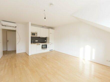 Klimatisierte 2- Zimmer DG-Wohnung in 1070 Wien!