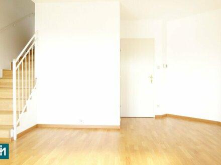 Zentrale 2 Zi. DG-Wohnung mit zwei ruhigen Terrassen