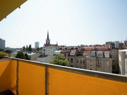 Sonnige Wohnung mit Balkon zum Verlieben! Musilplatz nähe U3/Ottakring! Nahe Wilhelminenkrankenhaus!