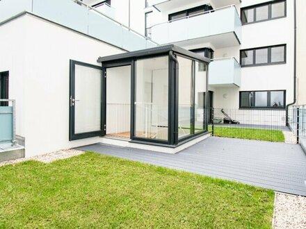 EUM - ERSTBEZUGGoßzügiges Wohn-Atelier mit Garten und Terrasse nächst Botanischem Garten
