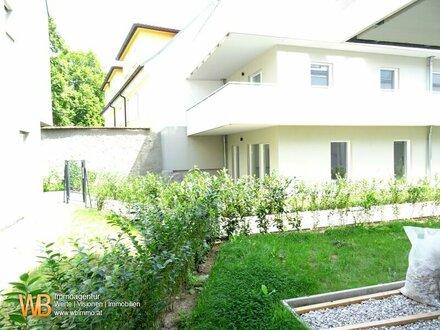 Gartenmaisonette mit Terrasse & Balkon, Sonnig, Ruhig & Zentrumsnah