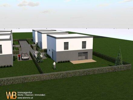 NEU errichtete Einfamilienhäuser! Haus 3 mit ca. 151 m² Wohnfläche und 270 m² Garten , Jetzt schon vormerken lassen!!