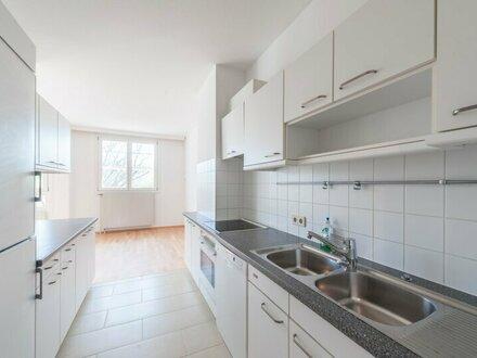 EUM - Upper West 119! 4-Zimmer-Wohnung mit zwei Balkonen und Grünblick im 3. Liftstock