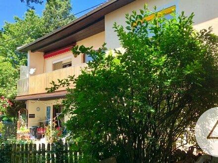 Solides gepflegtes Einfamilienhaus mit großem Garten