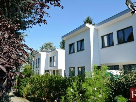 Nähe Alte Donau - Einfamilienhäuser in Grünruhelage