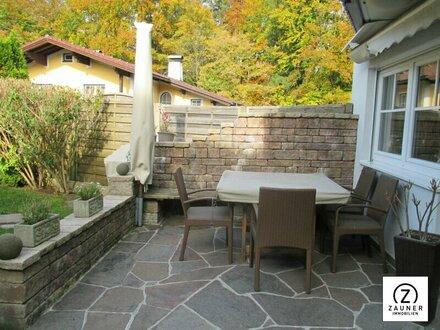 """Garten-Maisonettewohnung mit """"Reihenhaus-Charakter"""" in Obertrum"""