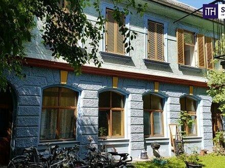 Innenstadt-Hit: Graz Jakomini: Familienwohnung mit geringen Betriebskosten; geeignet auch zur Geldanlage!
