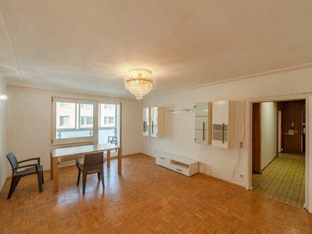 ++WG-tauglich** Helle 4-Zimmerwohnung mit getrennter Küche und Loggia, Nähe: Augarten!!