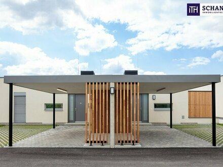 TOP-BAUART! Provisionsfreier Erstbezug eines Terrassenhauses in ökologischer Bauweise! NÄHE GRAZ!