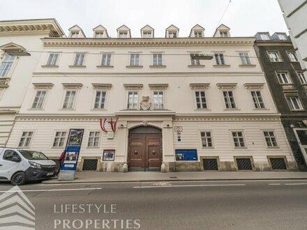 Individuell gestalltbare Räumlichkeiten im Stadtpalais