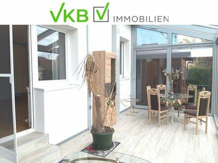 Tolle, unkonventionelle 59 m² Erdgeschoßwohnung mit Wintergarten, als Anlage oder zur Eigennutzung!