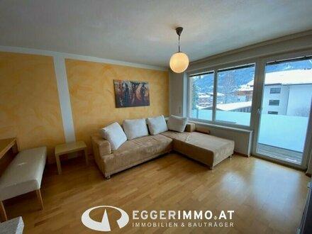 5700 Schüttdorf: Ab SOFORT; sonnige, vollmöblierte, moderne 2 Zimmerwohnung inkl. Tiefgaragenplatz, Balkon !!!
