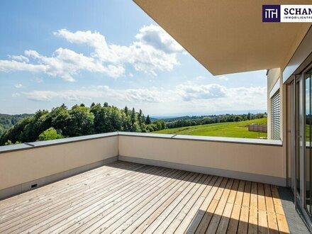 ITH - STILVOLLES LEBEN! Wunderschönes Terrassenhaus mit absoluten Panoramablick! PROVISIONSFREI
