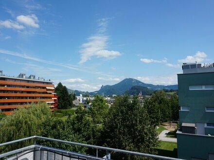 Maxglan: 3-Zimmer-Dachterrassenwohnung!
