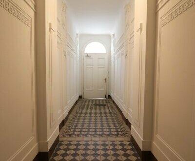 Zentralegelegene 2-Zimmer-Altbauwohnung