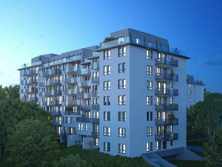 EUM - Upper West 119! 3-Zimmer-ERSTBEZUG mit schöner Freifläche im 4. Liftstock