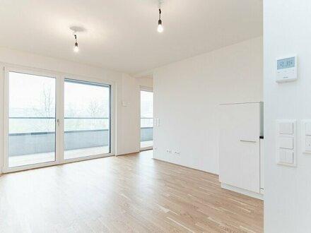ERSTBEZUG! Exklusive 2-Zimmer-Balkonwohnung im 3. Bezirk!