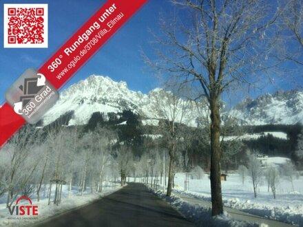 Schmuckstück mit traumhaftem Panorama-Berg-Blick auf die Hohe Salve