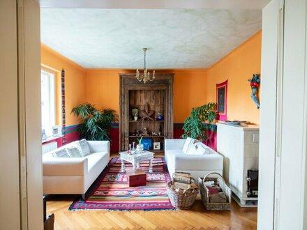 Riedenburg: 5-Zimmer-Wohnung mit Garten
