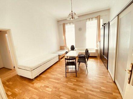 Schöne 4 Zimmer Wohnung ca. 70m², nähe Praterstern, Taborstraße und Nestroyplatz