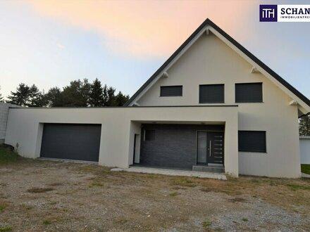 Neues Eigenheim mit großer Garage und Hebebühne! Wohnhit in Kalsdorf bei Graz!