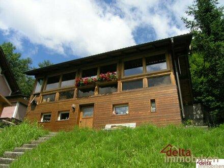 Nettes kleines Haus am Stadtrand von Bad Ischl