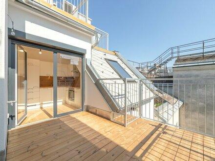 ++NEU** Hochwertiger 3,5 Zimmer DG-ERSTBEZUG, hochwertige Ausstattung, tolle Dachterrasse!