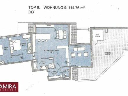 Der Countown beginnt-sichern Sie sich Ihren Wohntraum ! Top 09- Das Wohn-Highlight mit Penthouse Flair