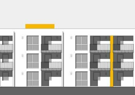 Moderne Mietwohnungen Natternbach , Neubau, 2-Zimmer, Top 2/7/12