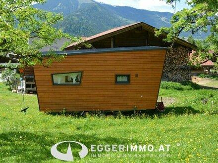 Tiny Haus zu verkaufen - zurück zu Natur
