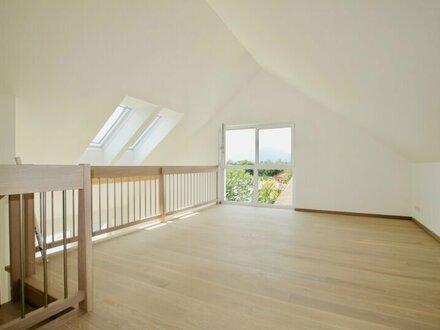 Dachterrassenwohnung in Ruhelage und Bergblick!