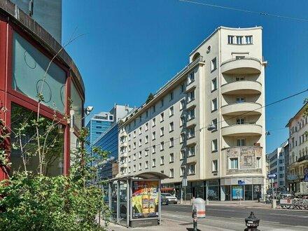 zentral gelegene 2-Zimmer-Wohnung nähe Karlsplatz
